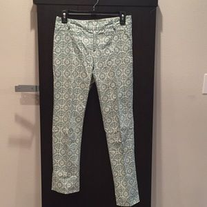 Forever 21 sz XS printed trousers
